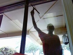 pomysł na biznes - mycie okien